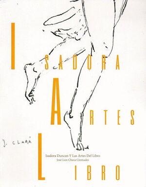 ISADORA DUNCAN Y LAS ARTES DEL LIBRO