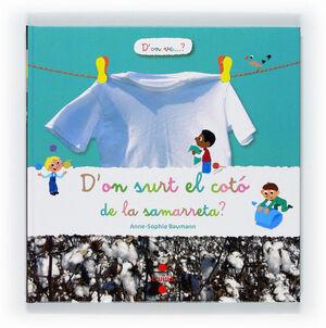 D'ON SURT EL COTÓ DE LA SAMARRETA?
