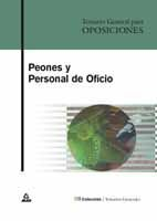 PEONES Y PERSONAL DE OFICIO. TEMARIO GENERAL PARA OPOSICIONES.