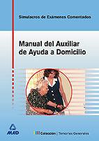 AUXILIAR DE AYUDA A DOMICILIO. SIMULACRO DE EXAMEN.