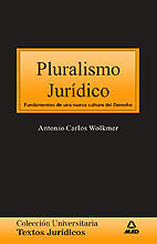 PLURALISMO JURIDICO.COLECCION UNIVERSITARIA