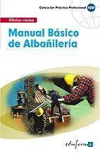 MANUAL BÁSICO DE ALBAÑILERA
