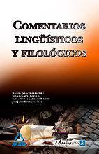 COMENTARIOS LINGÜÍSTICOS Y FILOLÓGICOS