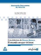 GUÍA DIDÁCTICA CIENCIAS SOCIALES MUNDO CONTEMPORÁNEO