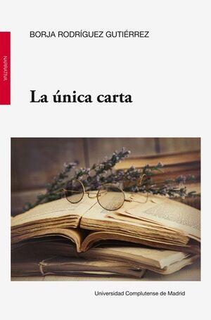 LA ÚNICA CARTA
