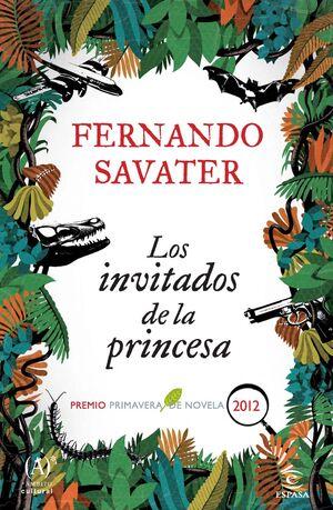 LOS INVITADOS DE LA PRINCESA