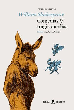 COMEDIAS Y TRAGICOMEDIAS TEATRO COMPLETO II