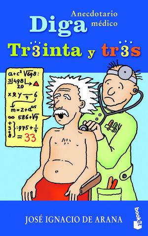 DIGA TREINTA Y TRES