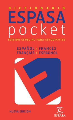 DICCIONARIO POCKET FRANCÉS- ESPAÑOL / ESPAÑOL - FRANCÉS
