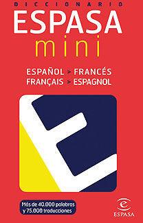 DICCIONARIO MINI FRANCÉS