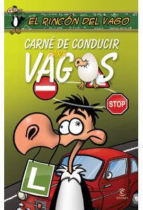 CARNET DE CONDUCIR PARA VAGOS