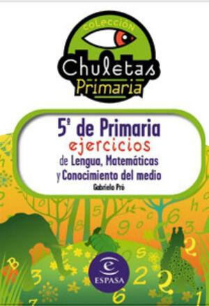 5º DE PRIMARIA FÁCIL. LIBRO DE EJERCICIOS
