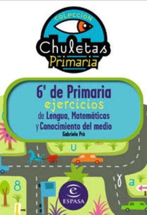 6º DE PRIMARIA FÁCIL. LIBRO DE EJERCICIOS