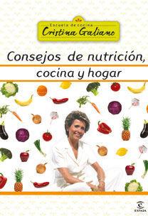 CONSEJOS DE NUTRICIÓN, COCINA Y HOGAR