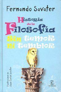 HISTORIA DE LA FILOSOFA SIN TEMOR NI TEMBLOR