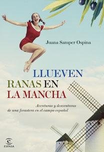 LLUEVEN RANAS EN LA MANCHA
