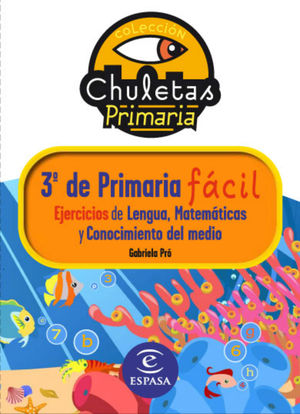 EJERCICIOS PARA 3º DE PRIMARIA