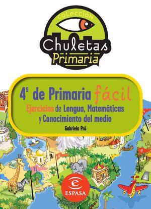 EJERCICIOS PARA 4º DE PRIMARIA