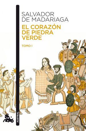 EL CORAZÓN DE PIEDRA VERDE I TOMO I