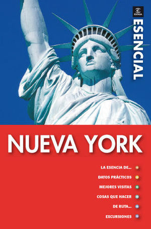 GUÍA ESENCIAL NUEVA YORK