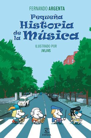 PEQUEÑA HISTORIA DE LA MÚSICA