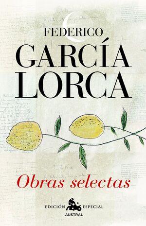OBRA SELECTA DE FEDERICO GARCÍA LORCA