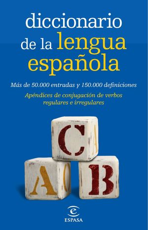 DICCIONARIO DE LA LENGUA ESPAÑOLA (TAPA DURA)