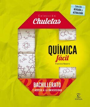 QUMICA FÁCIL PARA BACHILLERATO