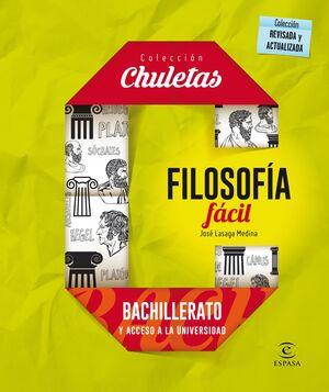 FILOSOFÍA FÁCIL PARA BACHILLERATO