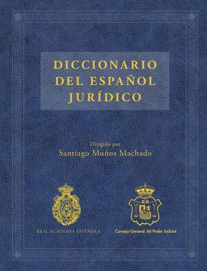 DICCIONARIO DEL ESPAÑOL JURDICO