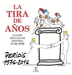 LA TIRA DE A�OS. PERIDIS 1976-2016