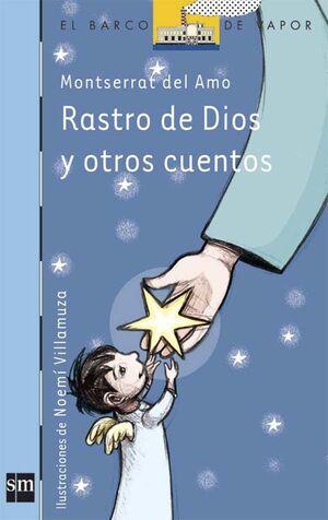 RASTRO DE DIOS Y OTROS CUENTOS