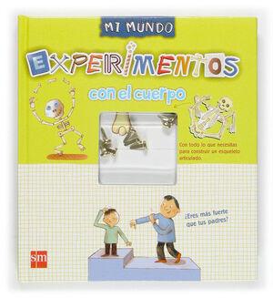 EXPERIMENTOS CON EL CUERPO