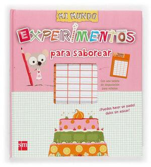 EXPERIMENTOS PARA SABOREAR