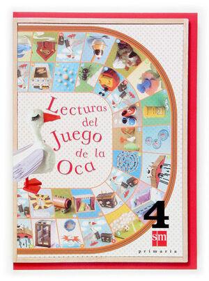LECTURAS DEL JUEGO DE LA OCA. 4 PRIMARIA