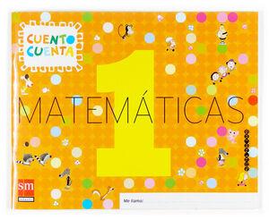 MATEMÁTICAS, CUENTO CUENTA 1. EDUCACIÓN INFANTIL