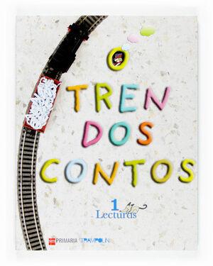 LECTURAS: O TREN DOS CONTOS. 1 PRIMARIA. PROXECTO TRAMPOLÍN
