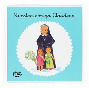 NUESTRA AMIGA CLAUDINA. CONGREGACIÓN DE JESÚS-MARÍA