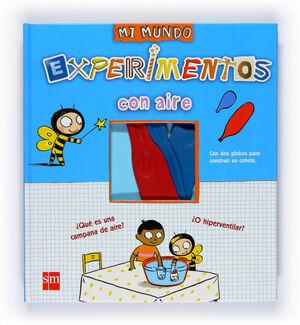 EXPERIMENTOS CON AIRE