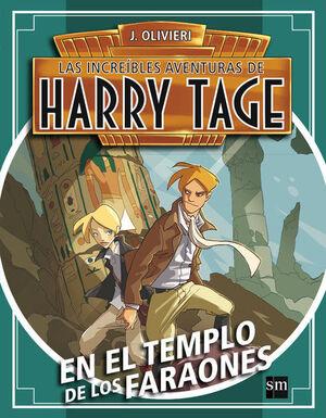HARRY TAGE: EN EL TEMPLO DE LOS FARAONES