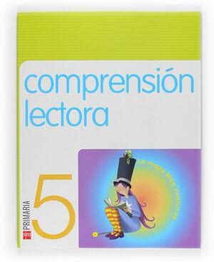 COMPRENSIÓN LECTORA: LA MAGA MILA VENTURAS. 5 PRIMARIA