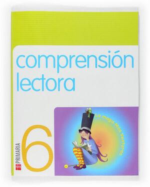 COMPRENSIÓN LECTORA: LA MAGA MILA VENTURAS - 6 PRIMARIA
