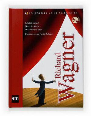 RICHARD WAGNER + CD