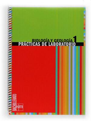 BIOLOGÍA Y GEOLOGÍA. 1 BACHILLERATO. PRÁCTICAS DE LABORATORIO