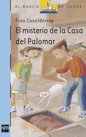 EL MISTERIO DE LA CASA DEL PALOMAR