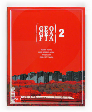GEOGRAFÍA. 2 BACHILLERATO