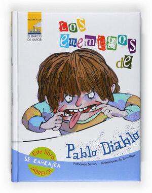 LOS ENEMIGOS DE PABLO DIABLO
