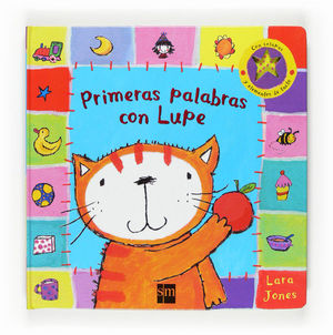 PRIMERAS PALABRAS CON LUPE