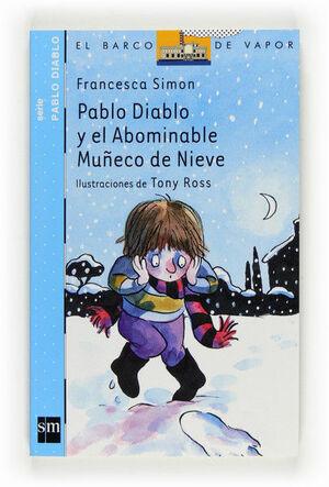 PABLO DIABLO Y EL ABOMINABLE MUÑECO DE NIEVE