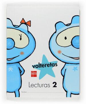 LECTURAS 2. VOLTERETAS